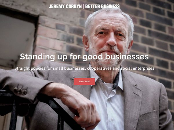 Corbyn For Business