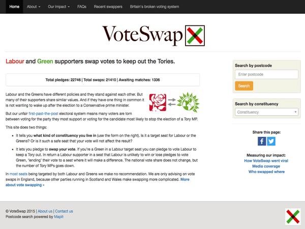 VoteSwap